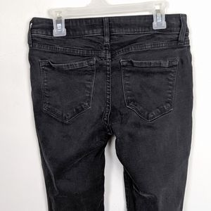 Old Navy Destroyed Distressed Rock Star Jeans